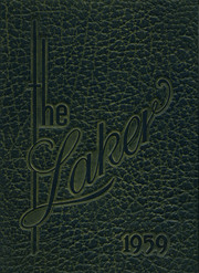 1959 Edition, Round Lake High School - Laker Yearbook (Round Lake, IL)