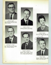 Page 16, 1963 Edition, Round Lake High School - Laker Yearbook (Round Lake, IL) online yearbook collection