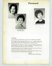 Page 8, 1963 Edition, Round Lake High School - Laker Yearbook (Round Lake, IL) online yearbook collection