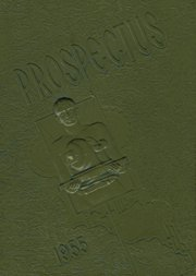 Dunbar Vocational High School - Prospectus Yearbook (Chicago, IL) online yearbook collection, 1955 Edition, Page 1