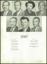Page 10, 1955 Edition, Dunbar Vocational High School - Prospectus Yearbook (Chicago, IL) online yearbook collection