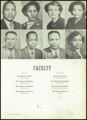 Page 11, 1955 Edition, Dunbar Vocational High School - Prospectus Yearbook (Chicago, IL) online yearbook collection