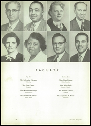 Page 12, 1955 Edition, Dunbar Vocational High School - Prospectus Yearbook (Chicago, IL) online yearbook collection