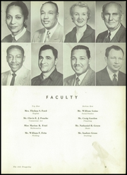 Page 13, 1955 Edition, Dunbar Vocational High School - Prospectus Yearbook (Chicago, IL) online yearbook collection