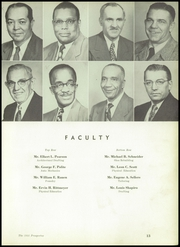 Page 17, 1955 Edition, Dunbar Vocational High School - Prospectus Yearbook (Chicago, IL) online yearbook collection