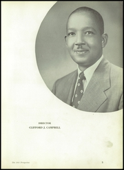 Page 9, 1955 Edition, Dunbar Vocational High School - Prospectus Yearbook (Chicago, IL) online yearbook collection