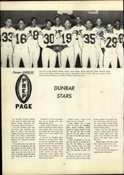 Page 70, 1965 Edition, Dunbar Vocational High School - Prospectus Yearbook (Chicago, IL) online yearbook collection