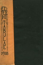 Page 1, 1918 Edition, Lyons Township High School - Tabulae Yearbook (La Grange, IL) online yearbook collection