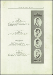 Page 15, 1918 Edition, Lyons Township High School - Tabulae Yearbook (La Grange, IL) online yearbook collection