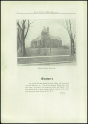 Page 8, 1918 Edition, Lyons Township High School - Tabulae Yearbook (La Grange, IL) online yearbook collection