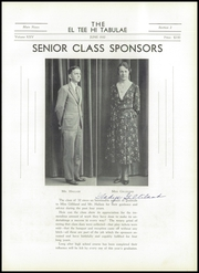 Page 13, 1932 Edition, Lyons Township High School - Tabulae Yearbook (La Grange, IL) online yearbook collection
