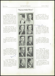 Page 15, 1932 Edition, Lyons Township High School - Tabulae Yearbook (La Grange, IL) online yearbook collection