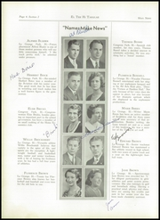 Page 16, 1932 Edition, Lyons Township High School - Tabulae Yearbook (La Grange, IL) online yearbook collection
