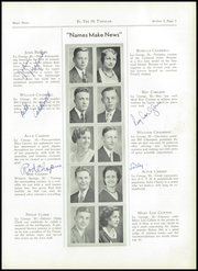 Page 17, 1932 Edition, Lyons Township High School - Tabulae Yearbook (La Grange, IL) online yearbook collection