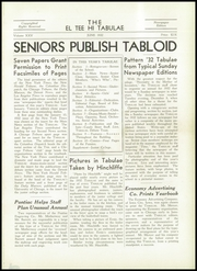 Page 5, 1932 Edition, Lyons Township High School - Tabulae Yearbook (La Grange, IL) online yearbook collection