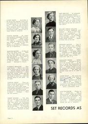 Page 15, 1937 Edition, Lyons Township High School - Tabulae Yearbook (La Grange, IL) online yearbook collection