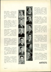 Page 17, 1937 Edition, Lyons Township High School - Tabulae Yearbook (La Grange, IL) online yearbook collection
