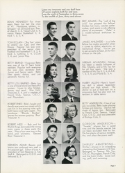 Page 11, 1941 Edition, Lyons Township High School - Tabulae Yearbook (La Grange, IL) online yearbook collection