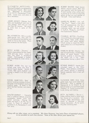 Page 12, 1941 Edition, Lyons Township High School - Tabulae Yearbook (La Grange, IL) online yearbook collection