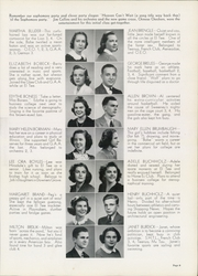 Page 13, 1941 Edition, Lyons Township High School - Tabulae Yearbook (La Grange, IL) online yearbook collection