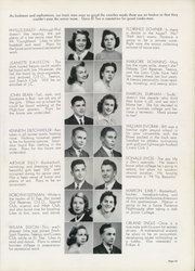 Page 17, 1941 Edition, Lyons Township High School - Tabulae Yearbook (La Grange, IL) online yearbook collection