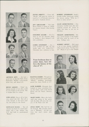Page 15, 1947 Edition, Lyons Township High School - Tabulae Yearbook (La Grange, IL) online yearbook collection