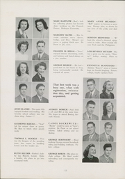 Page 16, 1947 Edition, Lyons Township High School - Tabulae Yearbook (La Grange, IL) online yearbook collection