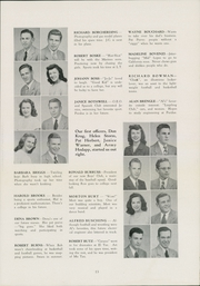 Page 17, 1947 Edition, Lyons Township High School - Tabulae Yearbook (La Grange, IL) online yearbook collection