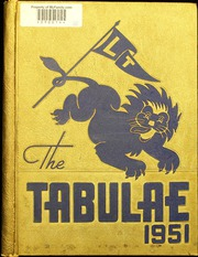 Page 1, 1951 Edition, Lyons Township High School - Tabulae Yearbook (La Grange, IL) online yearbook collection