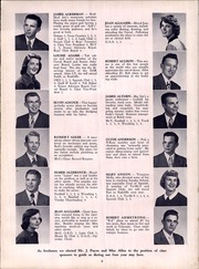 Page 12, 1951 Edition, Lyons Township High School - Tabulae Yearbook (La Grange, IL) online yearbook collection