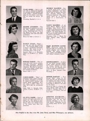 Page 13, 1951 Edition, Lyons Township High School - Tabulae Yearbook (La Grange, IL) online yearbook collection