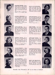 Page 14, 1951 Edition, Lyons Township High School - Tabulae Yearbook (La Grange, IL) online yearbook collection