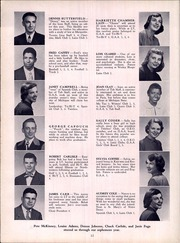 Page 16, 1951 Edition, Lyons Township High School - Tabulae Yearbook (La Grange, IL) online yearbook collection