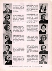 Page 17, 1951 Edition, Lyons Township High School - Tabulae Yearbook (La Grange, IL) online yearbook collection