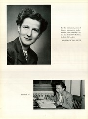 Page 10, 1956 Edition, Lyons Township High School - Tabulae Yearbook (La Grange, IL) online yearbook collection