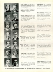 Page 12, 1956 Edition, Lyons Township High School - Tabulae Yearbook (La Grange, IL) online yearbook collection