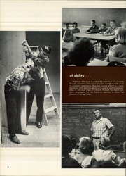 Page 10, 1961 Edition, Lyons Township High School - Tabulae Yearbook (La Grange, IL) online yearbook collection