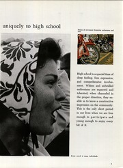 Page 9, 1966 Edition, Lyons Township High School - Tabulae Yearbook (La Grange, IL) online yearbook collection