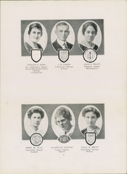 Page 13, 1918 Edition, Elgin High School - Maroon Yearbook (Elgin, IL) online yearbook collection