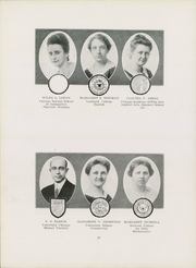 Page 16, 1918 Edition, Elgin High School - Maroon Yearbook (Elgin, IL) online yearbook collection