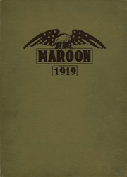 Page 1, 1919 Edition, Elgin High School - Maroon Yearbook (Elgin, IL) online yearbook collection