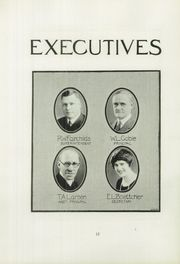 Page 16, 1924 Edition, Elgin High School - Maroon Yearbook (Elgin, IL) online yearbook collection
