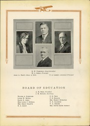 Page 11, 1928 Edition, Elgin High School - Maroon Yearbook (Elgin, IL) online yearbook collection