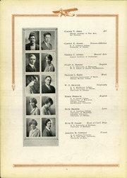 Page 12, 1928 Edition, Elgin High School - Maroon Yearbook (Elgin, IL) online yearbook collection