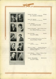 Page 14, 1928 Edition, Elgin High School - Maroon Yearbook (Elgin, IL) online yearbook collection