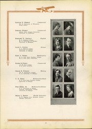Page 15, 1928 Edition, Elgin High School - Maroon Yearbook (Elgin, IL) online yearbook collection