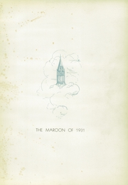 Page 5, 1931 Edition, Elgin High School - Maroon Yearbook (Elgin, IL) online yearbook collection