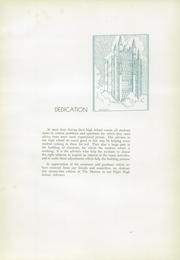 Page 9, 1931 Edition, Elgin High School - Maroon Yearbook (Elgin, IL) online yearbook collection