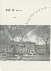 Page 10, 1938 Edition, Elgin High School - Maroon Yearbook (Elgin, IL) online yearbook collection