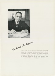 Page 9, 1938 Edition, Elgin High School - Maroon Yearbook (Elgin, IL) online yearbook collection